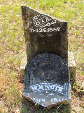 SMITH, W M - Nevada County, Arkansas | W M SMITH - Arkansas Gravestone Photos