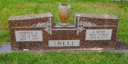 SNELL, J IRENE - Nevada County, Arkansas | J IRENE SNELL - Arkansas Gravestone Photos