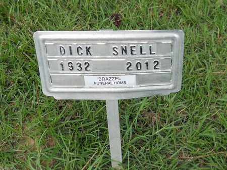 "SNELL, JAMES RICHARD ""DICK"" - Nevada County, Arkansas 