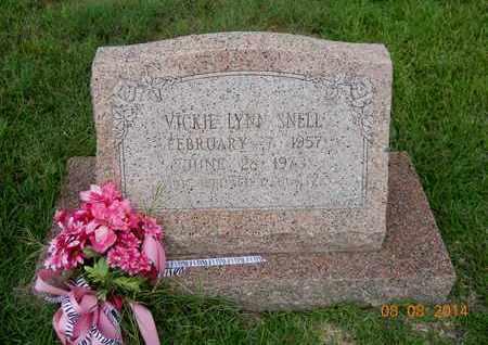 SNELL, VICKIE LYNN - Nevada County, Arkansas   VICKIE LYNN SNELL - Arkansas Gravestone Photos