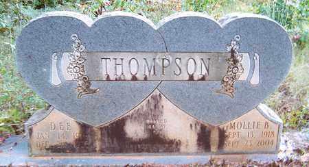 THOMPSON, DEE - Nevada County, Arkansas | DEE THOMPSON - Arkansas Gravestone Photos