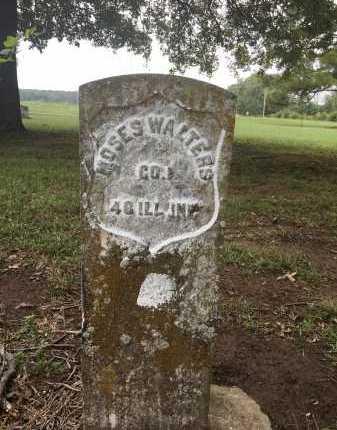 WALTERS (VETERAN UNION), MOSES  - Nevada County, Arkansas   MOSES  WALTERS (VETERAN UNION) - Arkansas Gravestone Photos