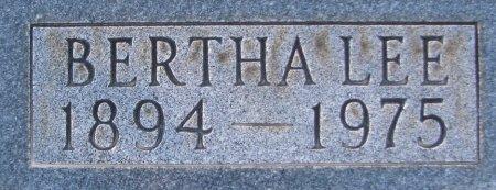 WHITE WESTMORELAND, BERTHA LEE (CLOSEUP) - Nevada County, Arkansas | BERTHA LEE (CLOSEUP) WHITE WESTMORELAND - Arkansas Gravestone Photos