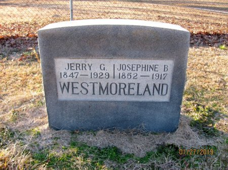 WESTMORELAND, JERRY G. - Nevada County, Arkansas   JERRY G. WESTMORELAND - Arkansas Gravestone Photos