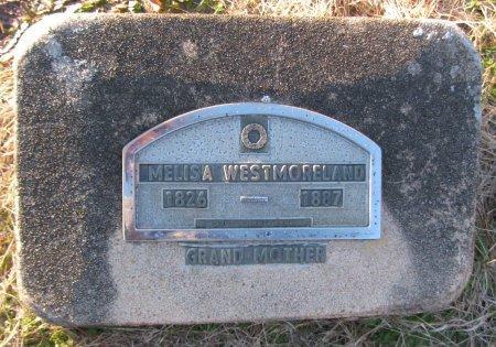 WARD WESTMORELAND, MELISA - Nevada County, Arkansas | MELISA WARD WESTMORELAND - Arkansas Gravestone Photos