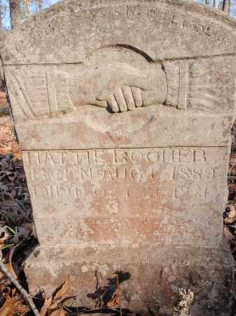 BOOMER, HATTIE MAUDE - Newton County, Arkansas | HATTIE MAUDE BOOMER - Arkansas Gravestone Photos