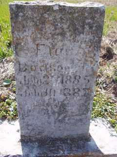 DODSON, ELER - Newton County, Arkansas   ELER DODSON - Arkansas Gravestone Photos