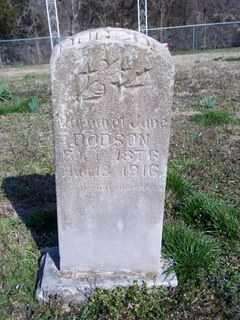 STEPHENS DODSON, MARGARET JANE - Newton County, Arkansas | MARGARET JANE STEPHENS DODSON - Arkansas Gravestone Photos