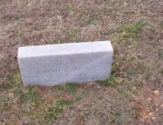 DUDLEY  (VETERAN), JOSEPH L - Newton County, Arkansas   JOSEPH L DUDLEY  (VETERAN) - Arkansas Gravestone Photos