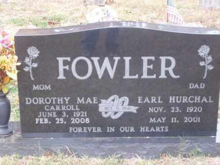 FOWLER, DOROTHY MAE - Newton County, Arkansas | DOROTHY MAE FOWLER - Arkansas Gravestone Photos