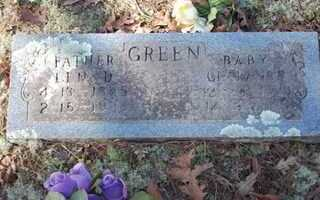 GREEN, LEN D. - Newton County, Arkansas | LEN D. GREEN - Arkansas Gravestone Photos