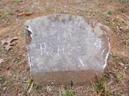 H., R. - Newton County, Arkansas | R. H. - Arkansas Gravestone Photos