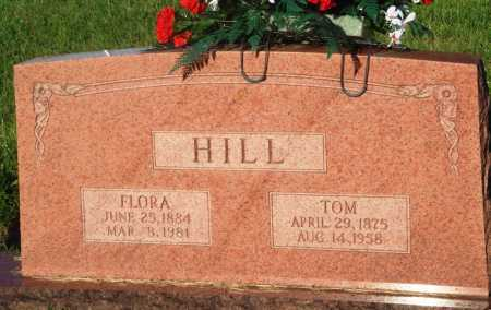HILL, TOM - Newton County, Arkansas | TOM HILL - Arkansas Gravestone Photos