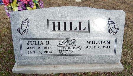 HILL, JULIA R - Newton County, Arkansas | JULIA R HILL - Arkansas Gravestone Photos