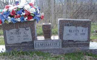LAFOLLETTE, BOBBY GENE - Newton County, Arkansas   BOBBY GENE LAFOLLETTE - Arkansas Gravestone Photos