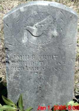 PRUITT, JOHN - Newton County, Arkansas   JOHN PRUITT - Arkansas Gravestone Photos