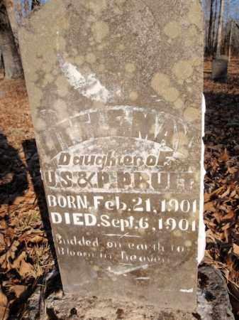 PRUITT, MAY - Newton County, Arkansas   MAY PRUITT - Arkansas Gravestone Photos