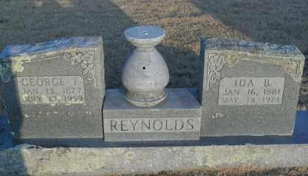 REYNOLDS, GEORGE F. - Newton County, Arkansas | GEORGE F. REYNOLDS - Arkansas Gravestone Photos