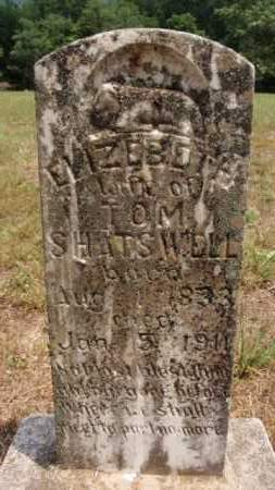 SHATSWELL, ELIZEBETH - Newton County, Arkansas   ELIZEBETH SHATSWELL - Arkansas Gravestone Photos