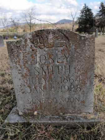 "SMITH, JOSEPHINE ""JOSEY"" - Newton County, Arkansas   JOSEPHINE ""JOSEY"" SMITH - Arkansas Gravestone Photos"