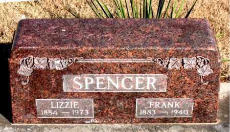 SPENCER, FRANK - Newton County, Arkansas   FRANK SPENCER - Arkansas Gravestone Photos