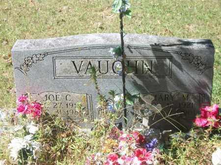VAUGHN, MARY M. - Newton County, Arkansas | MARY M. VAUGHN - Arkansas Gravestone Photos