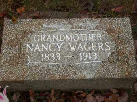 WAGERS, NANCY - Newton County, Arkansas | NANCY WAGERS - Arkansas Gravestone Photos