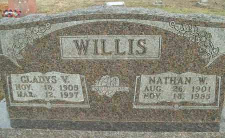 WILLIS, NATHAN W. - Newton County, Arkansas | NATHAN W. WILLIS - Arkansas Gravestone Photos