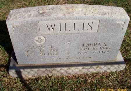 WILLIS, STEVE H. - Newton County, Arkansas | STEVE H. WILLIS - Arkansas Gravestone Photos