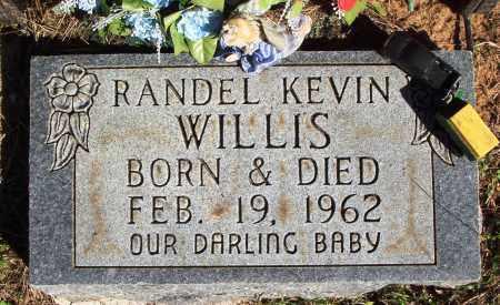 WILLIS, RANDEL KEVIN - Newton County, Arkansas   RANDEL KEVIN WILLIS - Arkansas Gravestone Photos