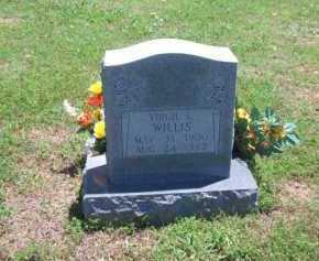 WILLIS, VIRGIL L - Newton County, Arkansas | VIRGIL L WILLIS - Arkansas Gravestone Photos