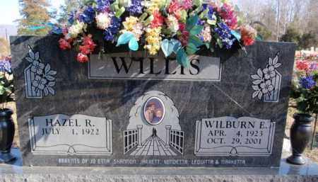 WILLIS, WILBURN E. - Newton County, Arkansas   WILBURN E. WILLIS - Arkansas Gravestone Photos