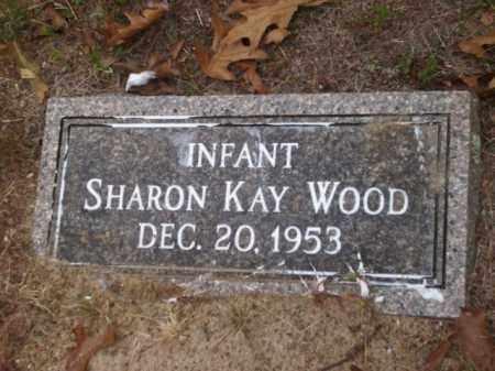 WOOD, SHARON KAY - Newton County, Arkansas   SHARON KAY WOOD - Arkansas Gravestone Photos