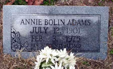 ADAMS, ANNIE - Ouachita County, Arkansas | ANNIE ADAMS - Arkansas Gravestone Photos