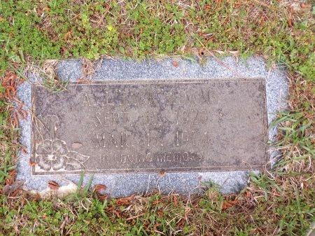 "ADAMS, A J ""JACK"" - Ouachita County, Arkansas | A J ""JACK"" ADAMS - Arkansas Gravestone Photos"