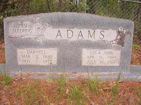ADAMS, DARNELL - Ouachita County, Arkansas   DARNELL ADAMS - Arkansas Gravestone Photos