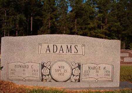 ADAMS, HOWARD CORNELIUS - Ouachita County, Arkansas | HOWARD CORNELIUS ADAMS - Arkansas Gravestone Photos