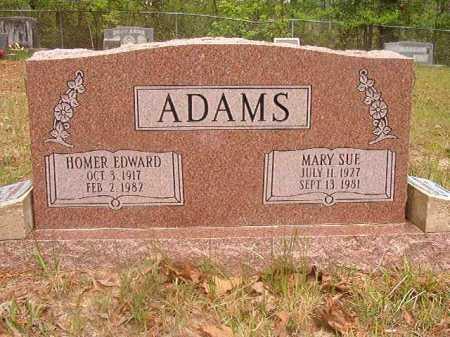 ADAMS, MARY SUE - Ouachita County, Arkansas | MARY SUE ADAMS - Arkansas Gravestone Photos