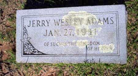 ADAMS, JERRY WESLEY - Ouachita County, Arkansas | JERRY WESLEY ADAMS - Arkansas Gravestone Photos