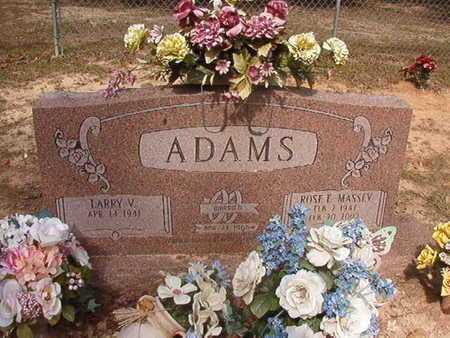 ADAMS, LARRY V - Ouachita County, Arkansas | LARRY V ADAMS - Arkansas Gravestone Photos