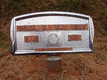 ARMSTRONG, DONNA N - Ouachita County, Arkansas | DONNA N ARMSTRONG - Arkansas Gravestone Photos