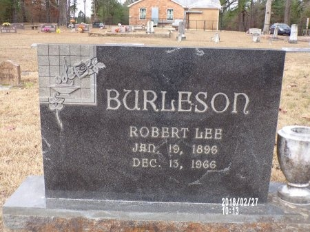 BURLESON, ROBERT LEE - Ouachita County, Arkansas | ROBERT LEE BURLESON - Arkansas Gravestone Photos