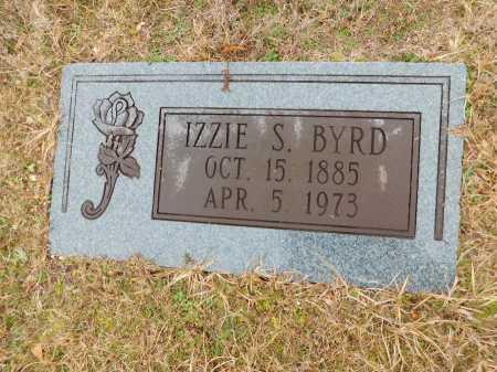 BYRD, IZZIE S - Ouachita County, Arkansas | IZZIE S BYRD - Arkansas Gravestone Photos