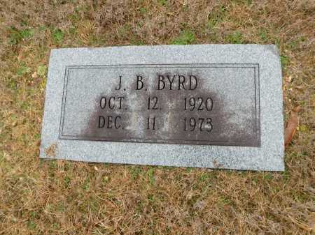 BYRD, J B - Ouachita County, Arkansas | J B BYRD - Arkansas Gravestone Photos