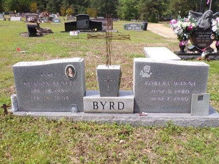 BYRD, ROBERT WAYNE - Ouachita County, Arkansas   ROBERT WAYNE BYRD - Arkansas Gravestone Photos