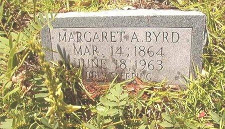 BYRD, MARGARET A - Ouachita County, Arkansas | MARGARET A BYRD - Arkansas Gravestone Photos