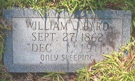 BYRD, WILLIAM J - Ouachita County, Arkansas | WILLIAM J BYRD - Arkansas Gravestone Photos