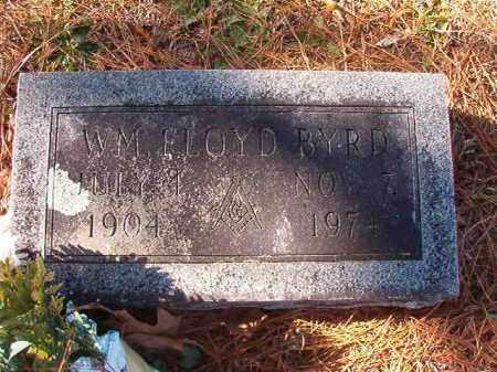 BYRD, WILLIAM FLOYD - Ouachita County, Arkansas   WILLIAM FLOYD BYRD - Arkansas Gravestone Photos