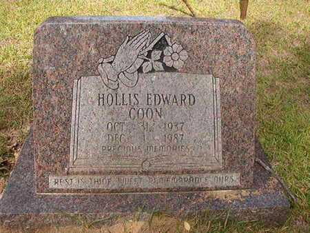 COON, HOLLIS EDWARD - Ouachita County, Arkansas   HOLLIS EDWARD COON - Arkansas Gravestone Photos