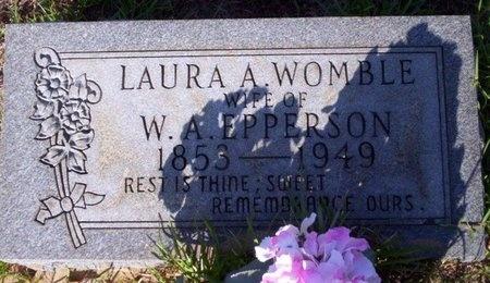 EPPERSON, LAURA A - Ouachita County, Arkansas | LAURA A EPPERSON - Arkansas Gravestone Photos